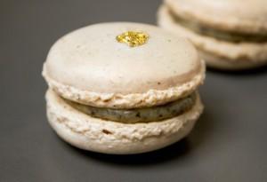 Dream Cuisine truffle macaron