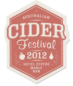 First festival for Aussies drinking cider