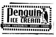 Penguin Ice Cream trade mark