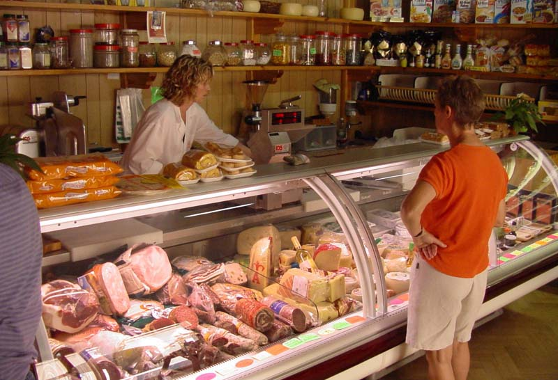 Italian deli - smallgoods are NOT good for you