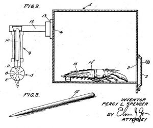 Microwave Patent Drawings
