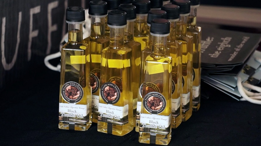 Truffle Oil at the Truffle Kerfuffle