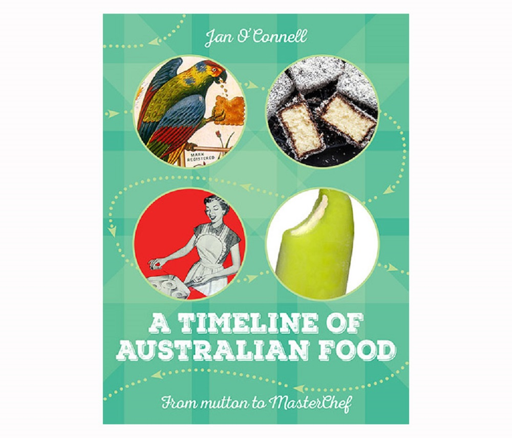 """historical overview of the australian food The term """"modern australian"""" was first coined in 1994, in the last edition of the good food guide, edited by leo schofield this style of cooking has variously been known as international, mod-oz, fusion or contemporary, and denotes a culinary culture that is the result of a collision of cuisines from around the world."""