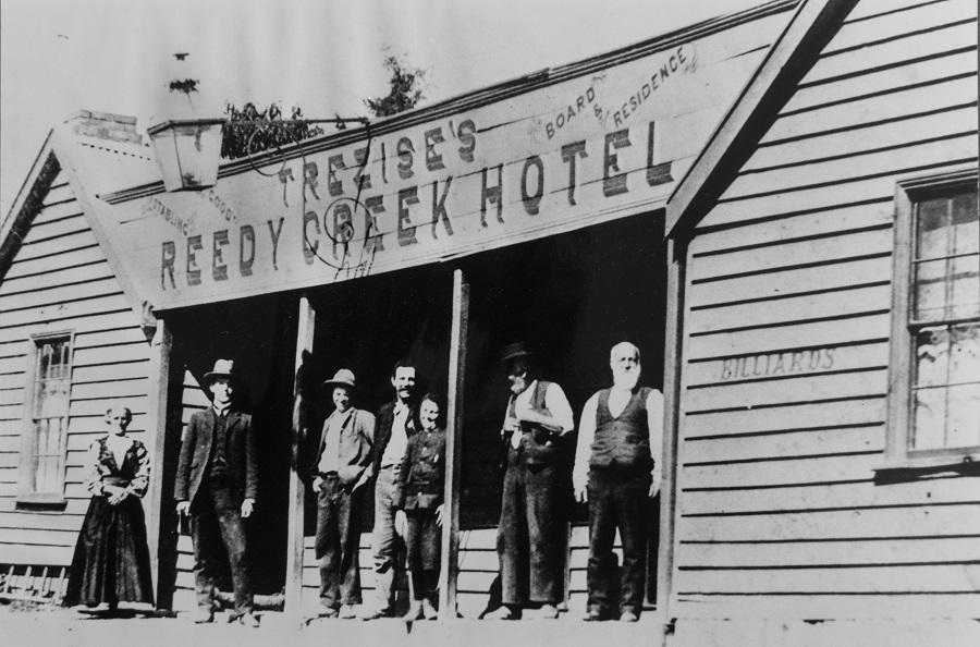 Trezise Hotel Reedy Creek