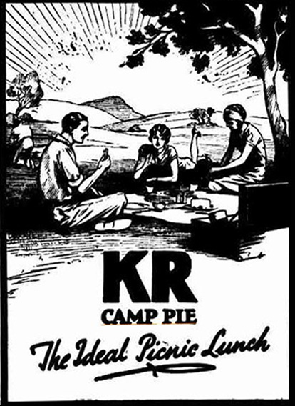 KR Camp Pie