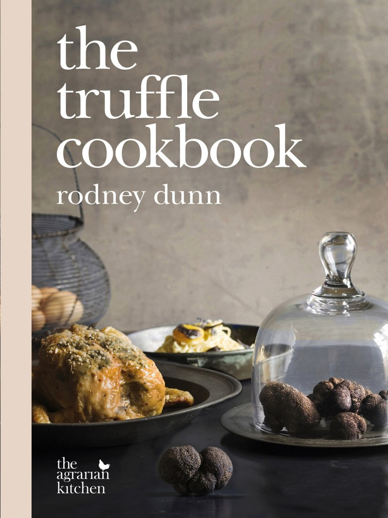 The Truffle Cookbook by Rodney Dunn - cover