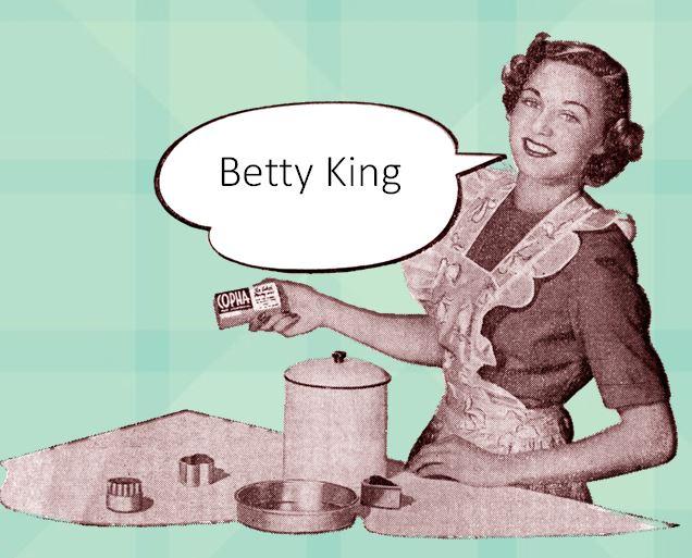 Australia's food heroes - Betty King