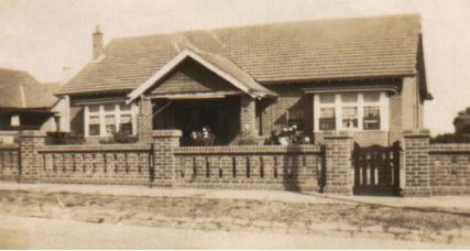 The Hollow family residence