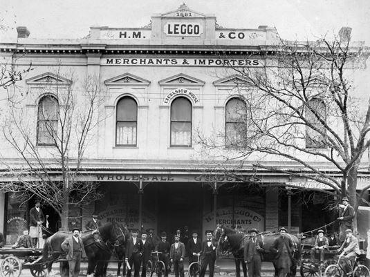 Australia's food heroes - Henry Madren Leggo