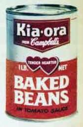 Kia-ora from Campbell's