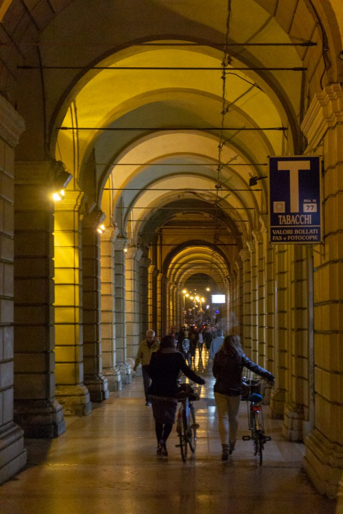 Bologna - portico