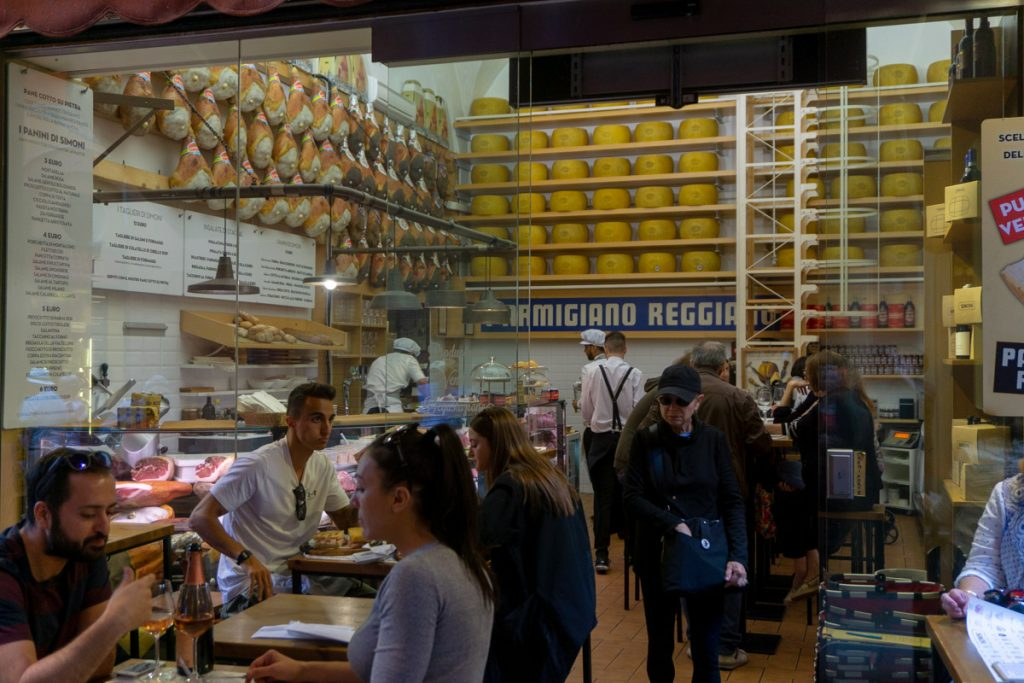 Old market - Bologna