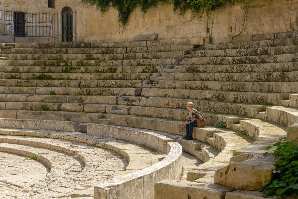 Roman Theatre, Lecce, Puglia